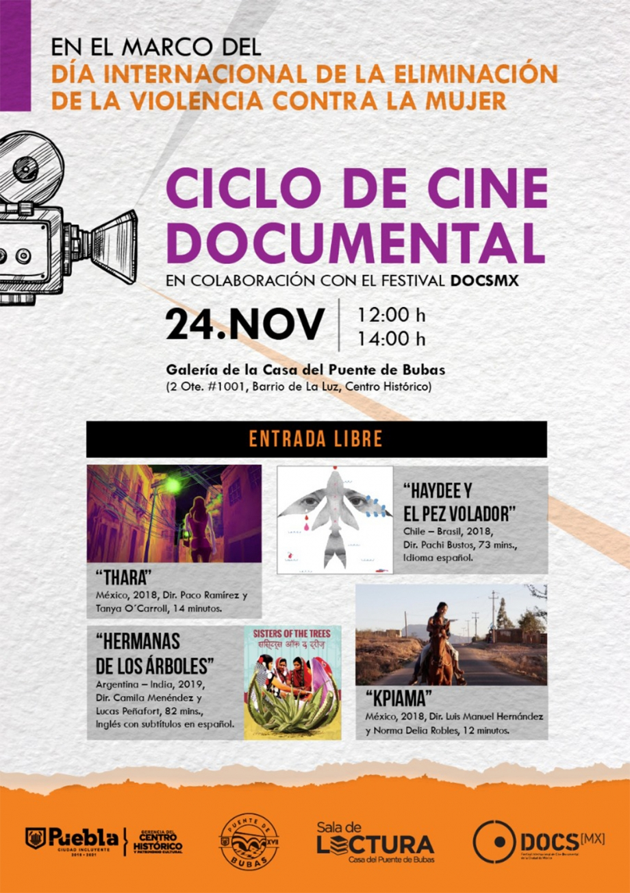 CICLO DE CINE DOCUMENTAL